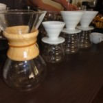 Kaffezubereitung mit Filter